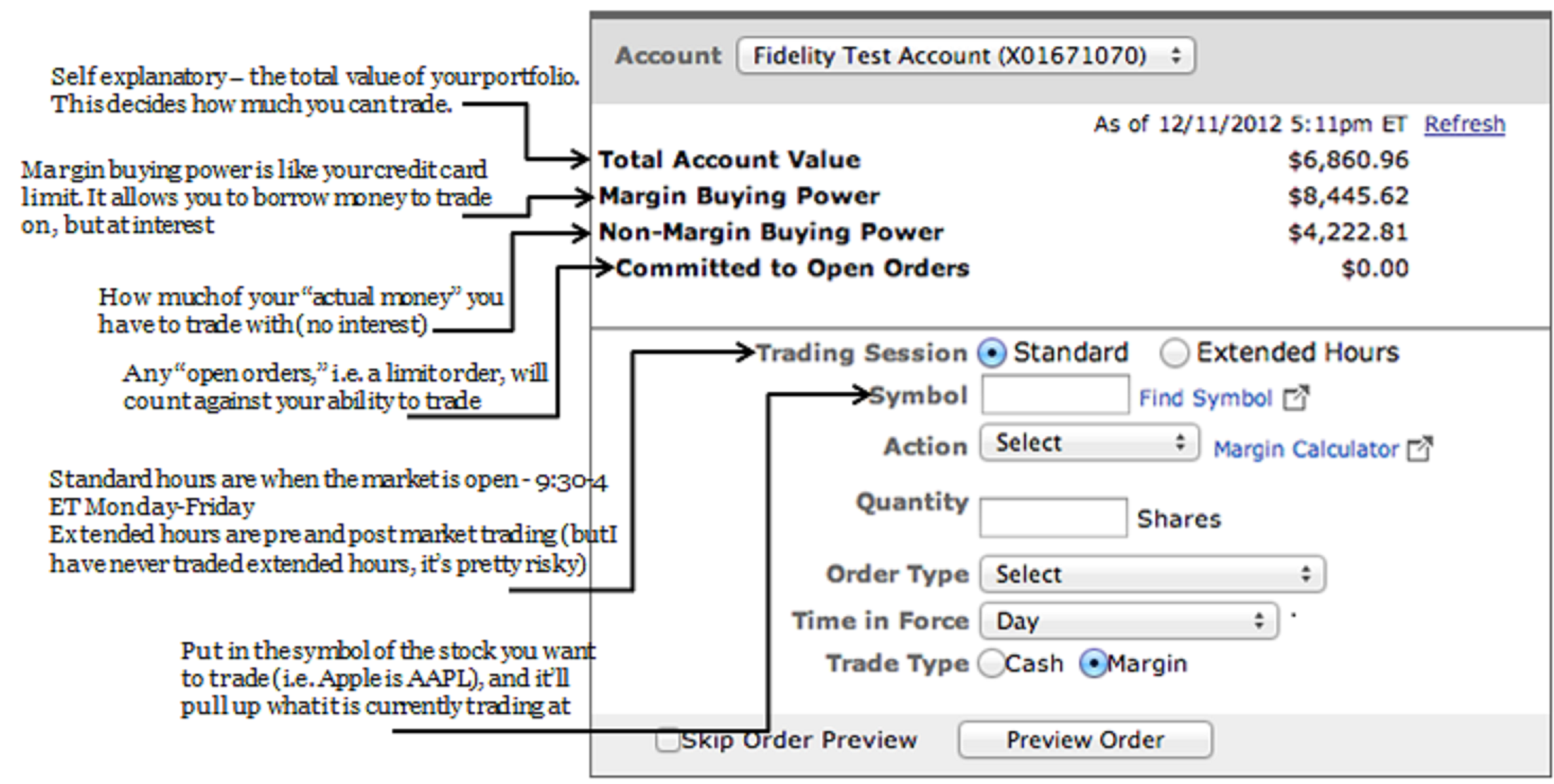 Fidelity 401k options trading